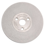 "Piranha II Replacement Grinding Wheel, 600 Grit Double Sided 3.15"" Diameter"