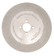 "DGP Replacement Grinding Wheel, 200 Grit 6"" Diameter"
