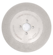 "Piranha III Replacement Grinding Wheel, 150 Grit 6"" Diameter"