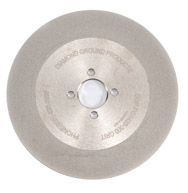 "Piranha III Replacement Grinding Wheel, 300 Grit 6"" Diameter"