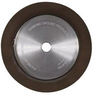 "DGP Diamond Polishing Wheel, 1200 Grit 6"" Diameter"