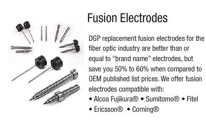 Fusion Electrodes